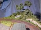 Der Hügel komplett. Immer noch ist die Lücke zwischen Baumkronen und Unterholz nicht geschlossen.