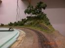 Und noch ein Blick in die Kurve zum Bahnhof.